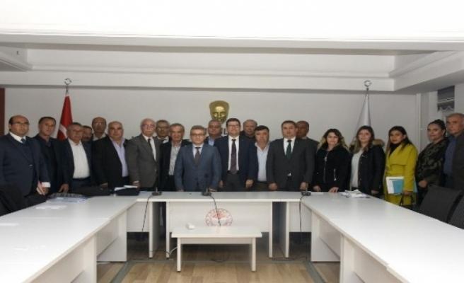 Muğla'nın Sulama Suyu Sorunları Masaya Yatırıldı!
