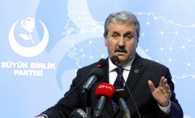Mustafa Destici: Asgari Ücret En Az 2 Bin 475 TL Olmalı!