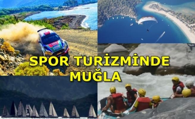 Spor Turizminde de Gözde: Muğla ve Antalya!