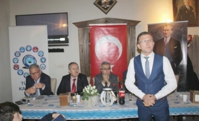 Türk Büro-Sen Milas Üyeleri Bir Araya Geldi