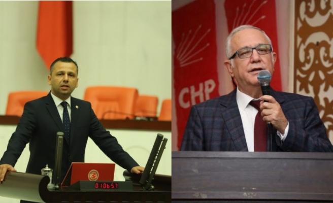"""CHP'li Vekil Erbay İl Başkanına  Yüklendi: """"Muğla İyiye Gitmiyor"""""""