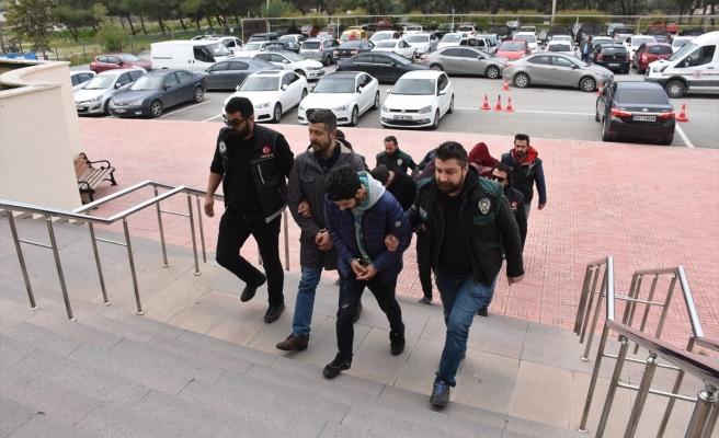 Bodrum'da Uyuşturucu Operasyonunda 1 Tutuklama