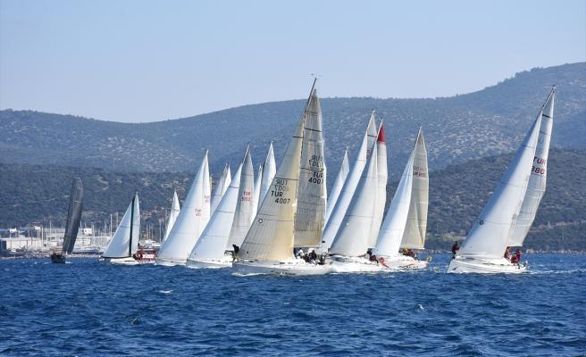 Bodrum Açık Deniz Yelken Kulübü Kış Trofesi