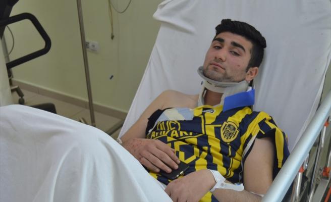 MKE Ankaragücü Taraftarlarını Taşıyan Araç Kaza Yaptı: 2 ölü, 23 yaralı