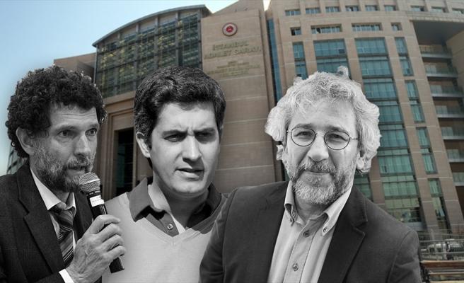 Gezi Parkı İddianamesi Kabul Edildi