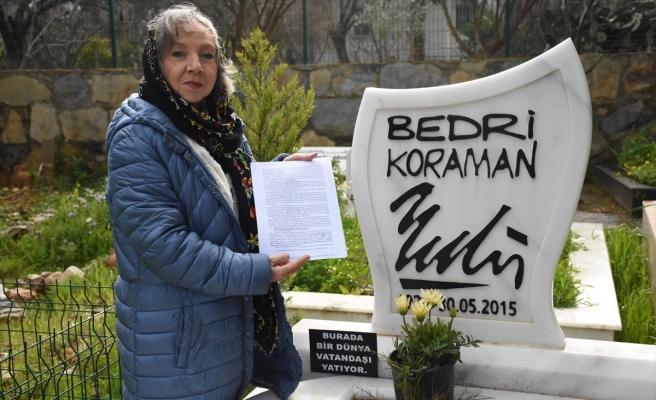 KARİKATÜRİST KORAMAN'A AÇTIĞI BABALIK DAVASINI KAZANDI