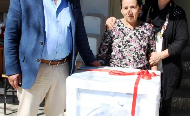 ORTACA'DA YILIN ANNESİ: GÖNÜL TOPAL