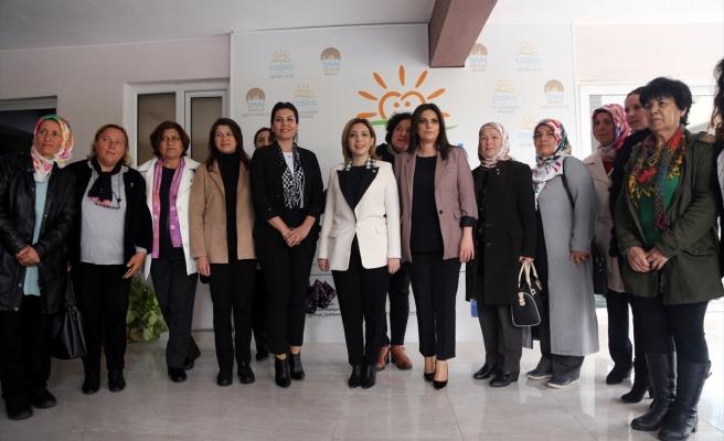 AK PARTİ GENEL BAŞKAN YARDIMCISI ORTACA'DA