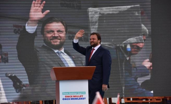 'ASLA AYRIMCILIK VE PARTİCİLİK YAPMAYACAĞIM'