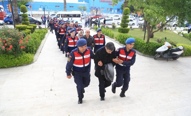 MİLAS CEZAEVİ'NDE 'RÜŞVET' OPERASYONU