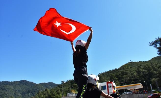 TURİZM MERKEZLERİNİN 'YUNUSLARI' GÖREVE HAZIR