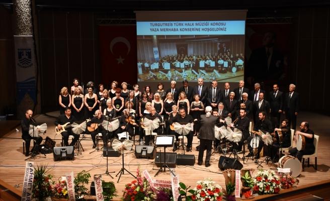 BODRUM'DA 'YAZA MERHABA' KONSERİ