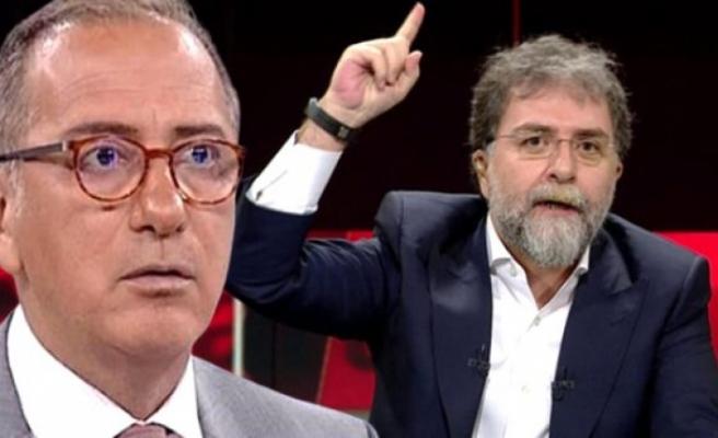 """Ahmet Hakan'dan """"Sen de Saz Çaldırdın"""" Diyen Altaylı'ya Yanıt"""