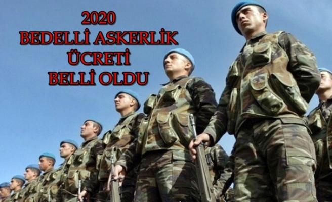 Bakanlık 2020 Yılı Bedelli Askerlik Ücretini Açıkladı