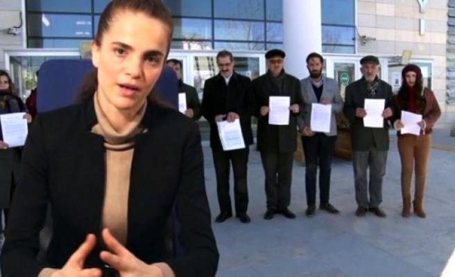 CHP Elazığ İl Örgütü Tuğçe Kazaz'a Dava Açtı