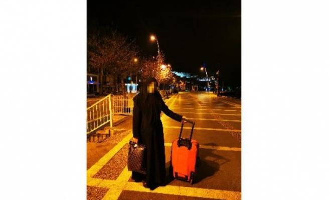 Çocuklarını Görebilmek için Van'dan Marmaris'e Gidiyor