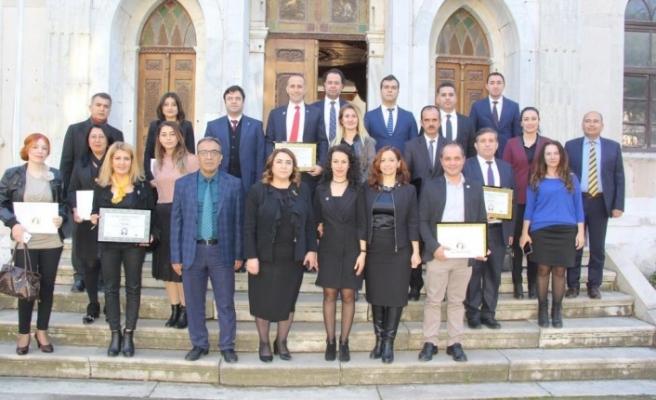 E-Twinning Kalite Etiketleri Ödül Töreni Düzenlendi
