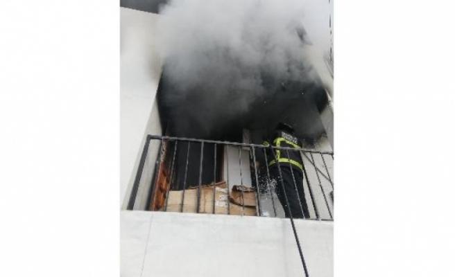 Elektrikli Battaniyeden Yangın Çıktı!