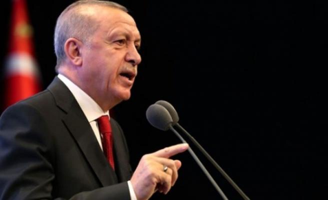 """Erdoğan'dan Kulüp Başkanlarına Uyarı: """"Adımı Kullanmayın"""""""