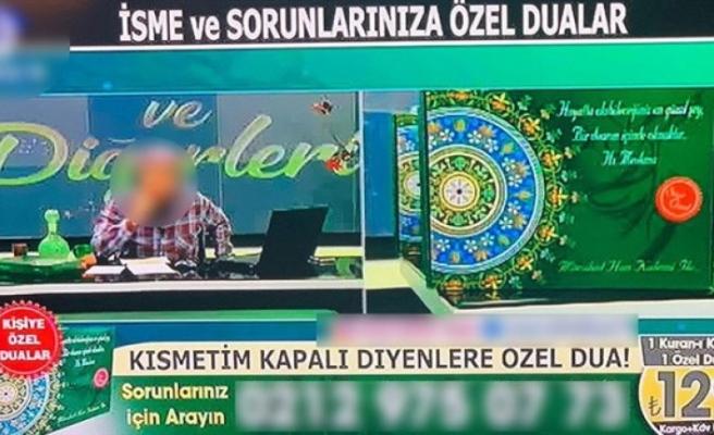 """Her Keseye Göre """"Dua Paketi"""" Satan Televizyon Kanalı"""