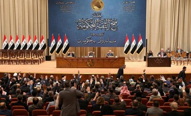Irak Yabancı Askerlerin Ülkeden Çıkartılması İçin Fezleke Hazırlıyor!