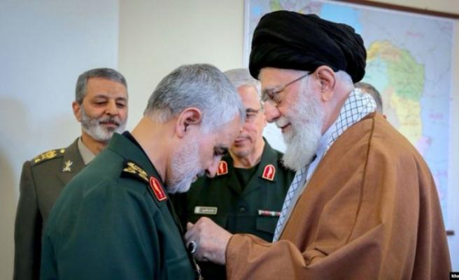İran'ın Dini Lideri Hamaney'den ABD'ye İntikam Tehdidi!