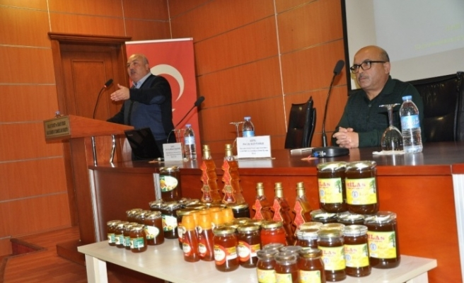 Milas'ta Arı ve Bal Çalıştayı: Balı Sakın Isıtmayın!