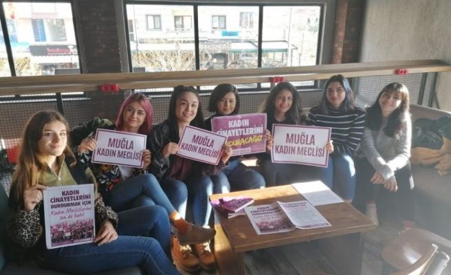 Muğla Kadın Meclisleri 2020 Yılının İlk Toplantısını Gerçekleştirdi