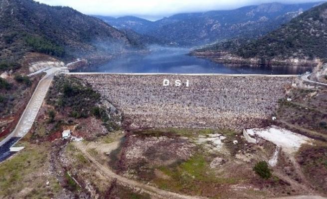 Muğla'ya 17 Yılda 7 Baraj ve 2 Gölet Kazandırıldı