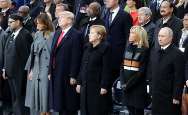 Türk Halkının En Güvendiği İsim Vladimir Putin Oldu!