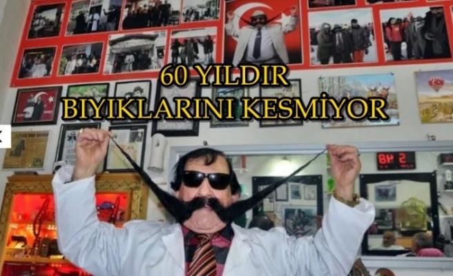 """Türkiye Bıyık Şampiyonu """"Horasanlı Pala"""""""