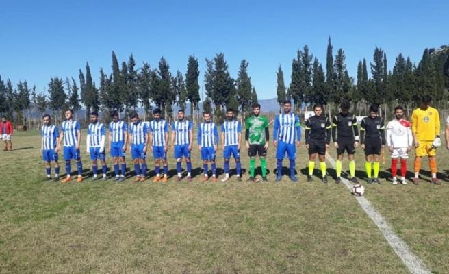 Dalyanspor Kulübü GöcekBelediyespor'u 1-0 Mağlup Etti