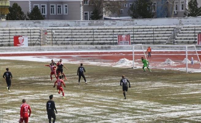 Ortaca Belediyespor ve Karaman Belediyespor Berabere Kaldı