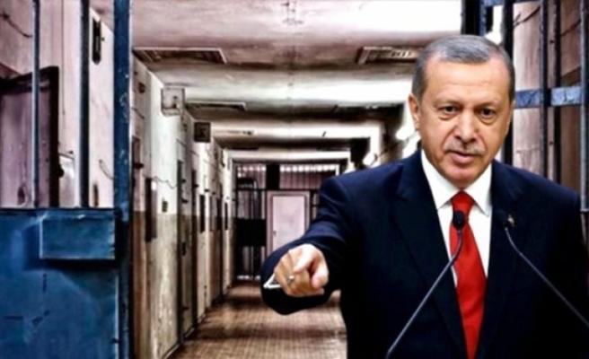 Erdoğan Kararlı: İnfaz Yasasında 4 Suçun Affı Olmayacak!