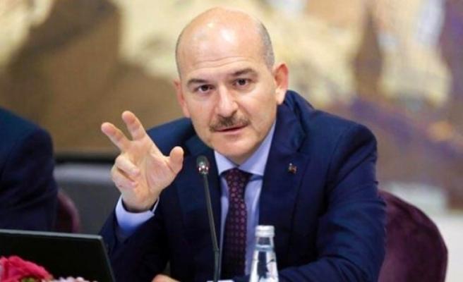 """İçişleri Bakanı Soylu: """"9 Bin 800 Kişi Karantinada"""""""