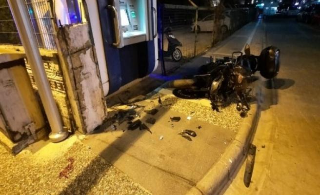 Marmaris'te Trafik Kazası: 1 Ölü