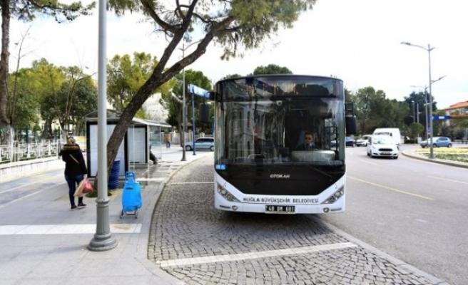 Muğla'da Toplu Taşıma Kullananların Sayısı Yüzde 69 Azaldı