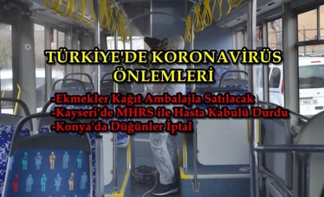 Türkiye'de Alınan Koronavirüs Önlemleri Neler?