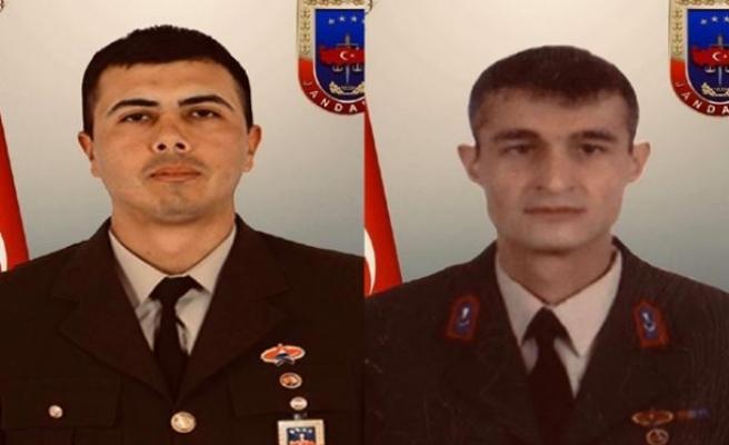 Bitlis'te Teröristlerle Çıkan Çatışmada 2 Asker Şehit Oldu !