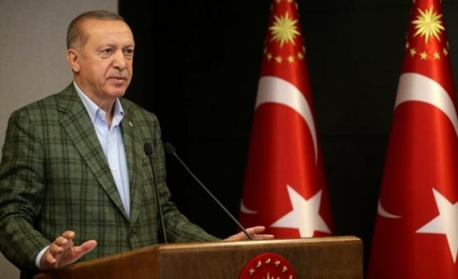 Erdoğan, Ramazan Bayramı'ndaki Yasaktan Muaf Tutulan Meslekleri Açıkladı