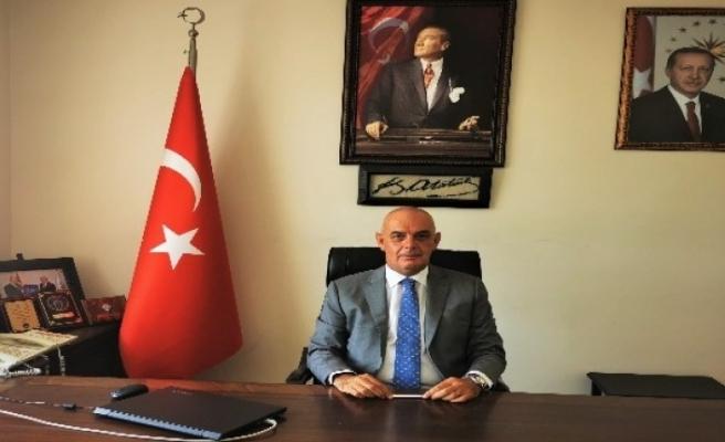 Marmaris Kaymakamı Aksoy'un Ramazan Bayramı Mesajı