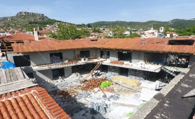 Menteşe'deki Tarihi Yağ Hali Yeniden Canlanıyor