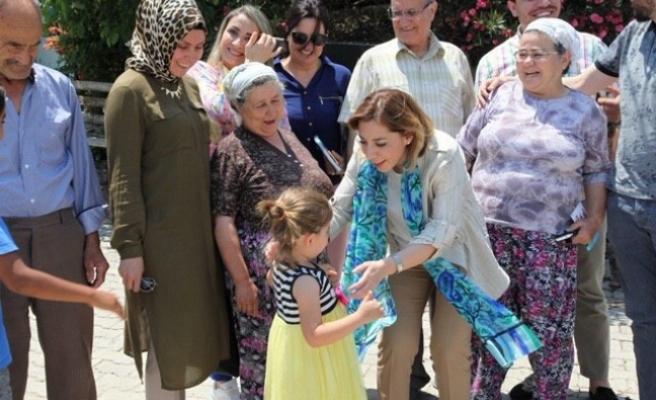 AK Parti Milletvekili Gökcan'dan Kurban Bayramı Mesajı