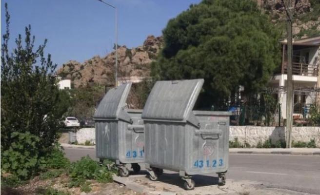 Bodrum'da Çöpler Arasında Av Tüfeği Bulundu