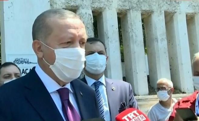 Cumhurbaşkanı Erdoğan Kurban Bayramı İçin Uyarıda Bulundu