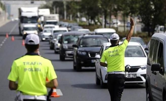 İçişleri'nden Kurban Bayramı İçin Trafik Denetimi Talimatı!