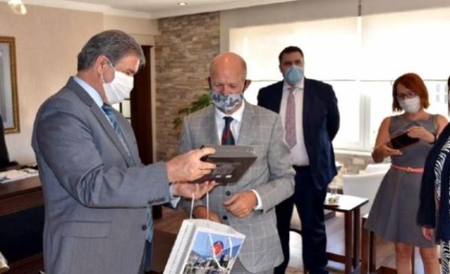 İngiltere'nin Ankara Büyükelçisi'nden Bodrum'a Ziyaret