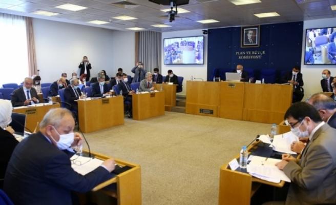 İstihdama İlişkin Kanun Teklifi TBMM Plan ve Bütçe Komisyonu'nda
