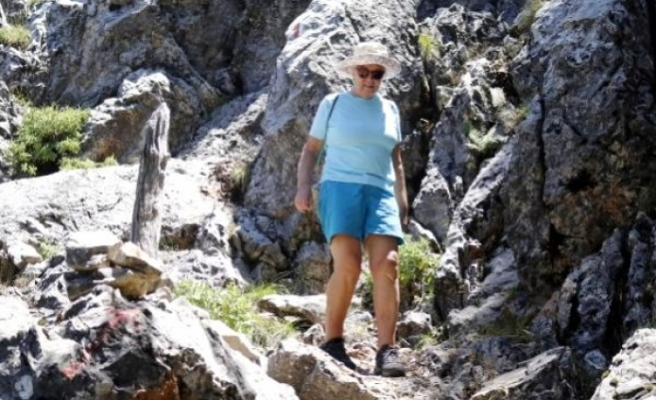 'Likya Yolu' Kitabının Yazarı Kate Clow Hayranlığını Vurguladı