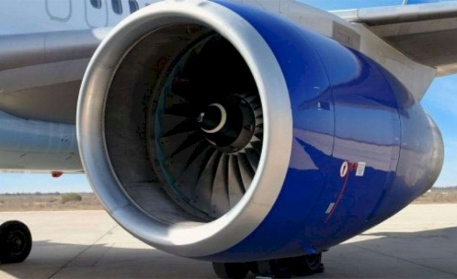 Milas'ta, Bir Uçakta Kalkış Sırasında Motor Arızası Yaşandı